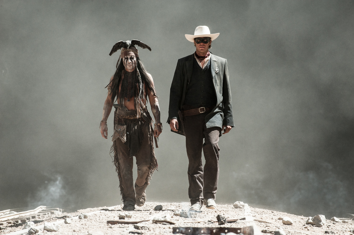 the-lone-ranger bombed in theaters