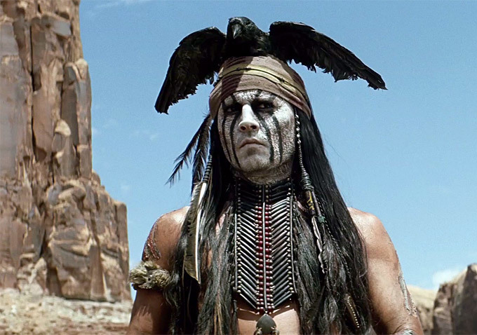the-lone-ranger casting controversy