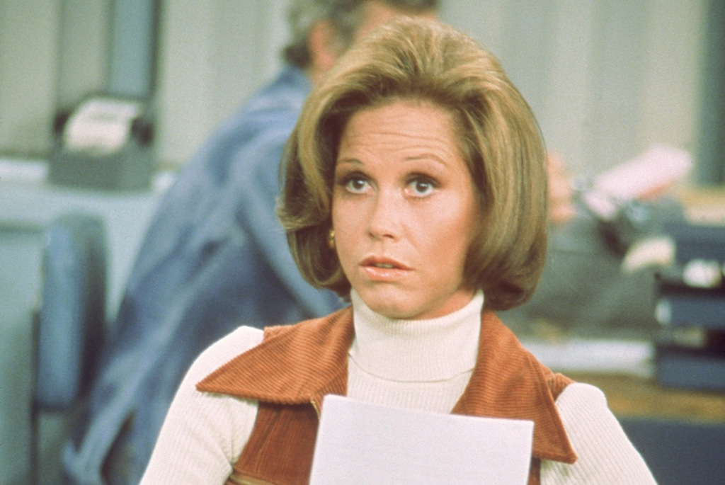 Mary Tyler Moore as Mary Richards