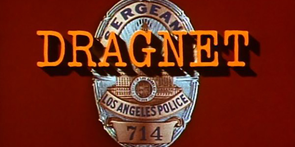 Dragnet intro