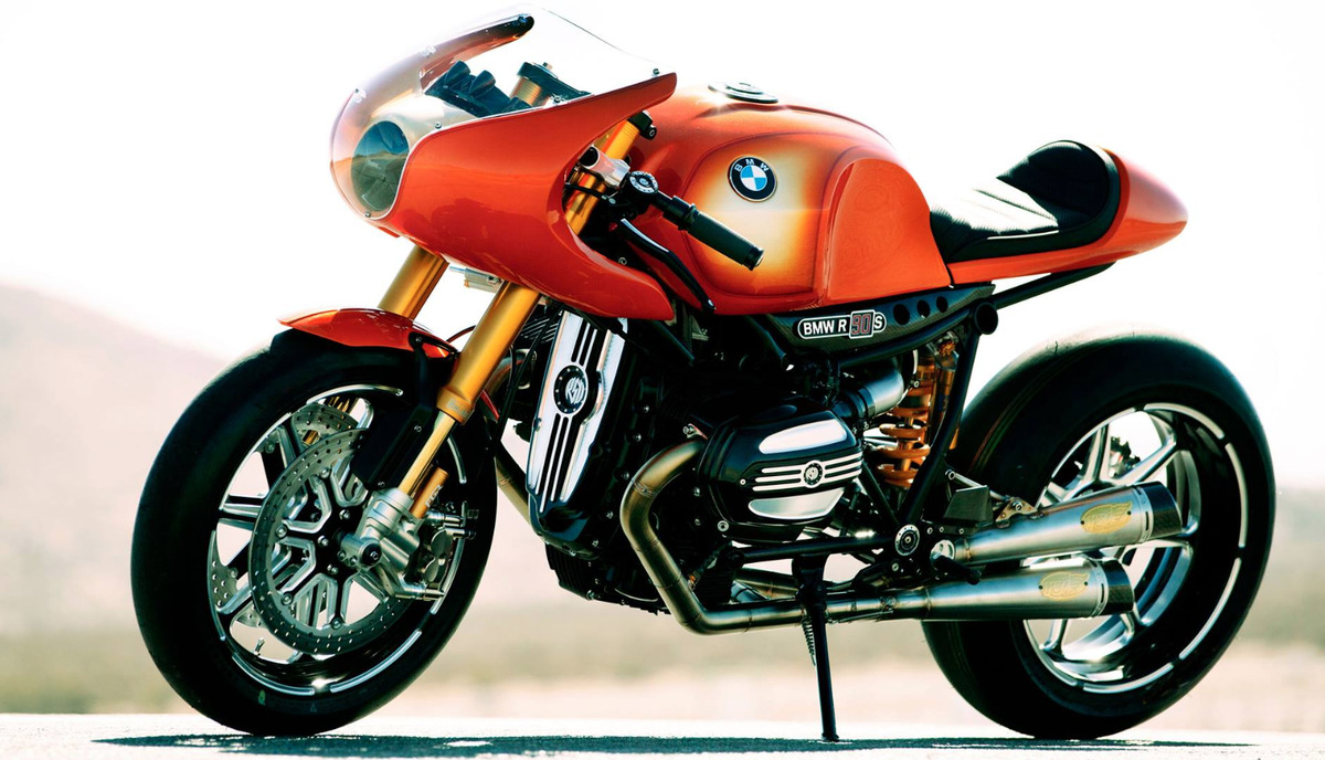 1973 BMW R90S