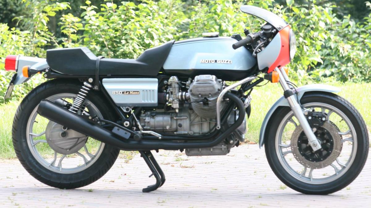 1976 Moto Guzzi 850 Le Mans