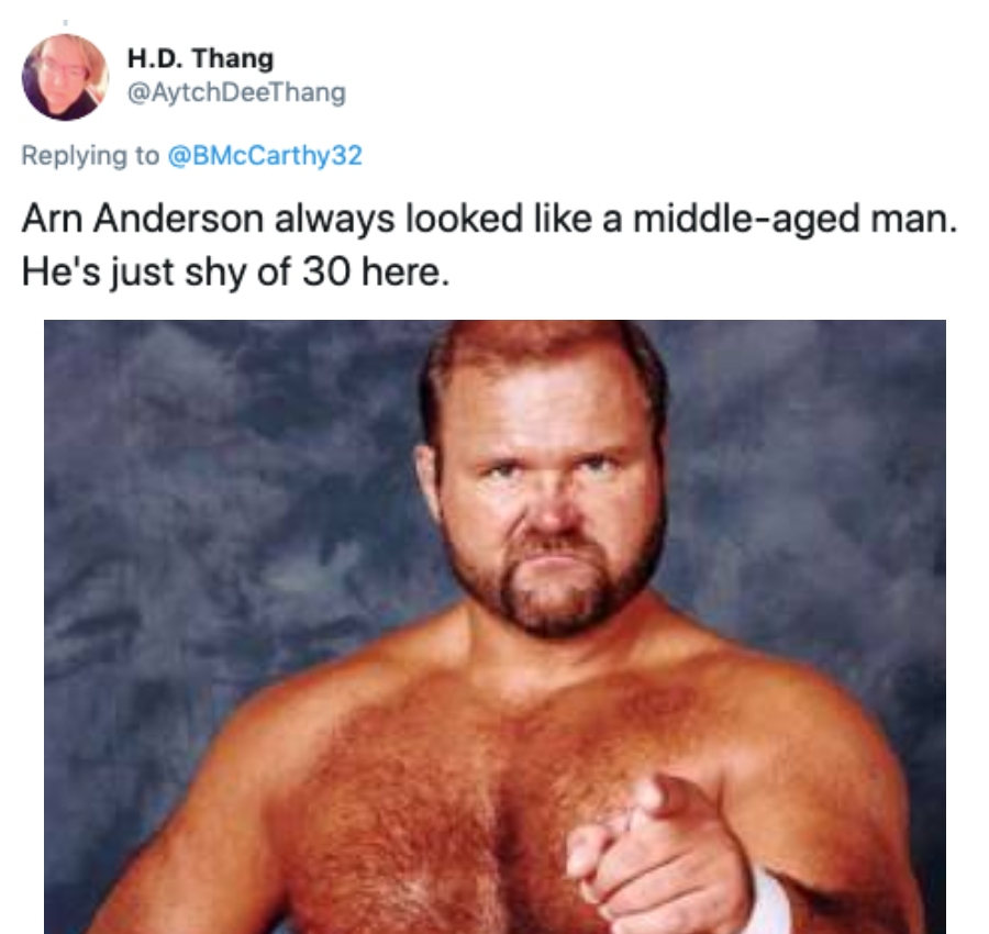 arn anderson middle-aged man
