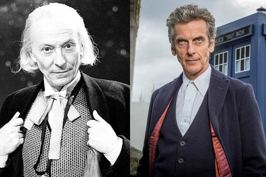 the two doctor whos
