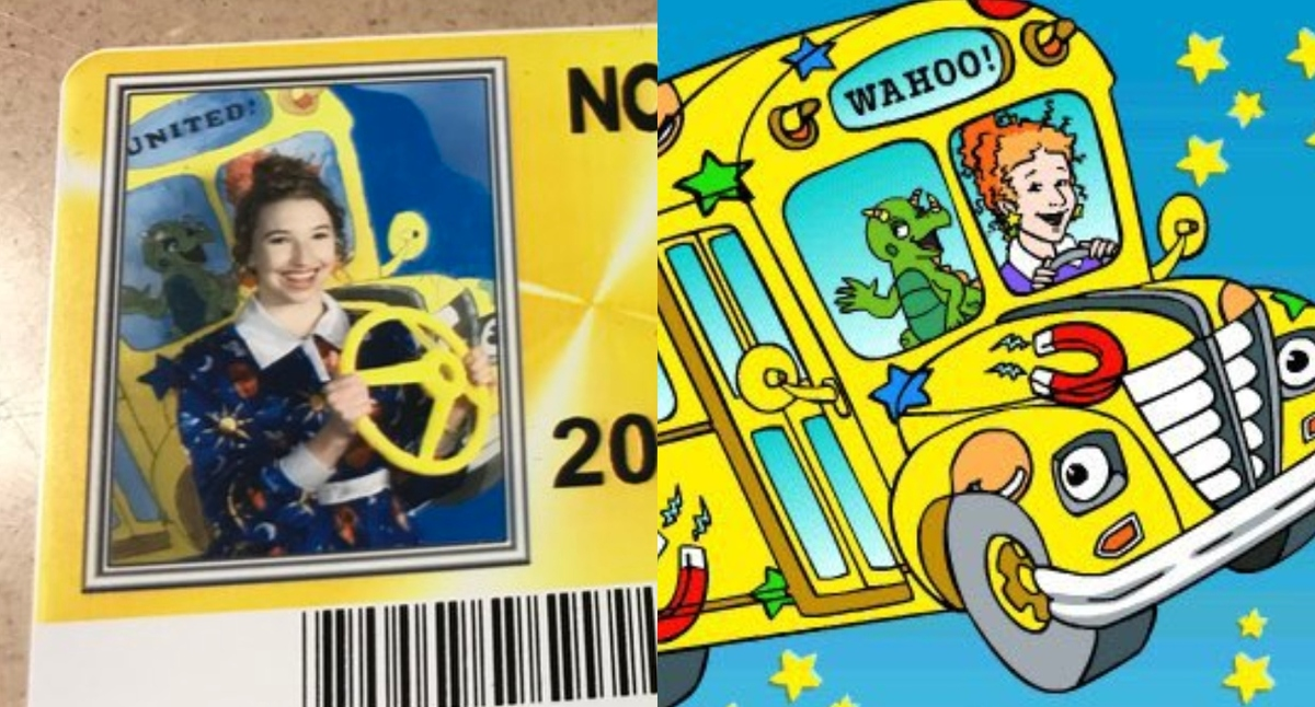 ms frizzle and magic school bus