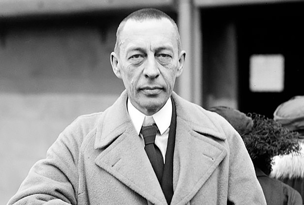 Picture Of Rachmaninoff