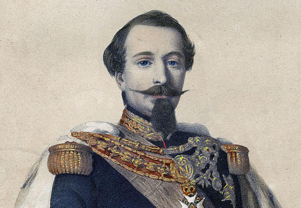 Portrait of Napoleon III