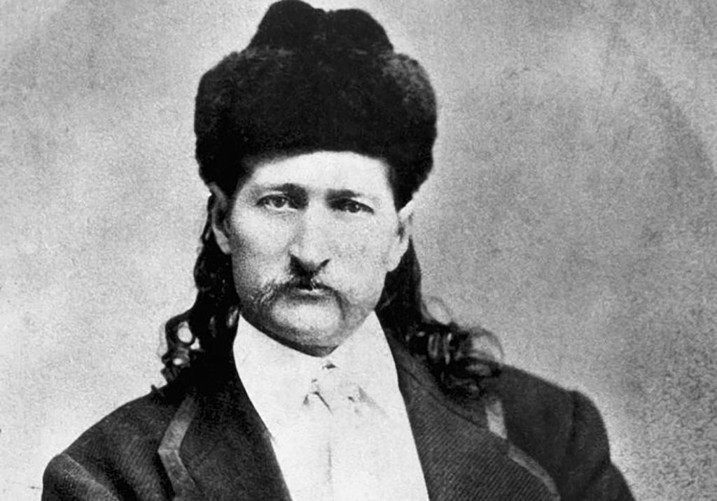Picture of Bill Hickock