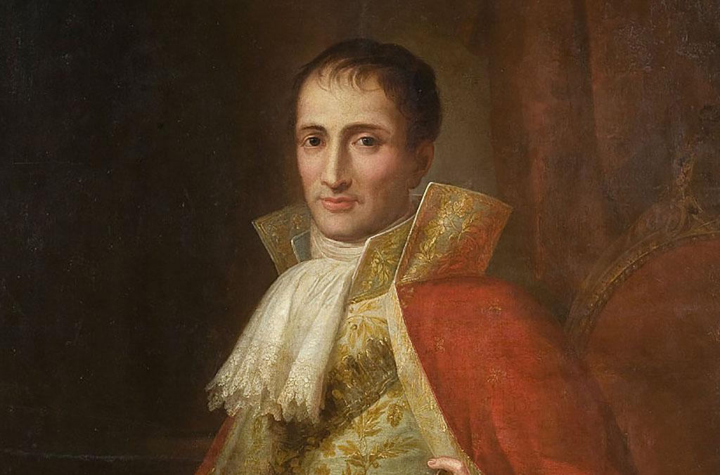 Portrait of Joseph Bonaparte