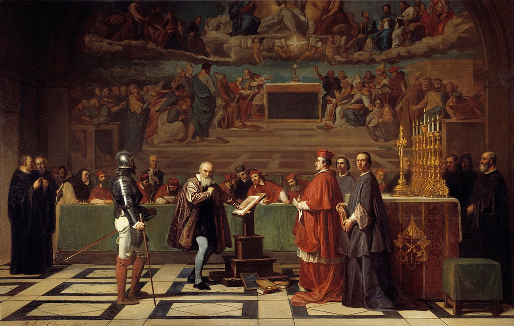 Galileo at the Vatican