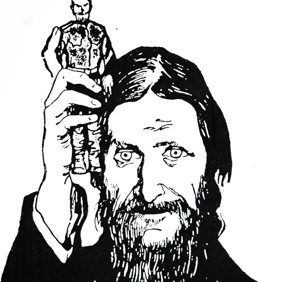 Rasputin Became One Of The Tsarina's Closest Advisor