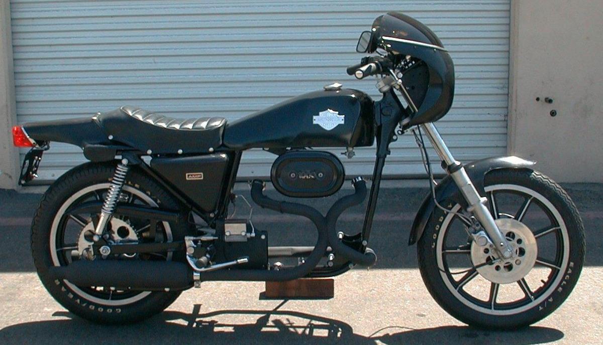Harley Davidson XLCR
