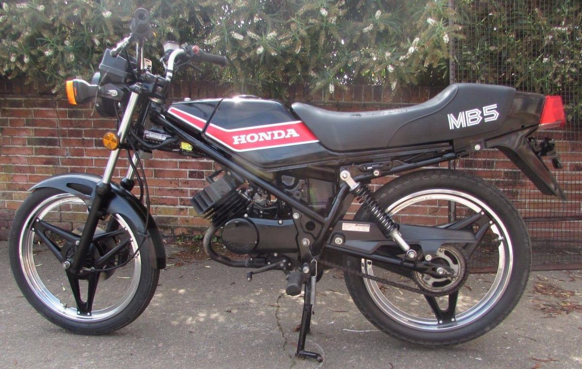 Honda MB50