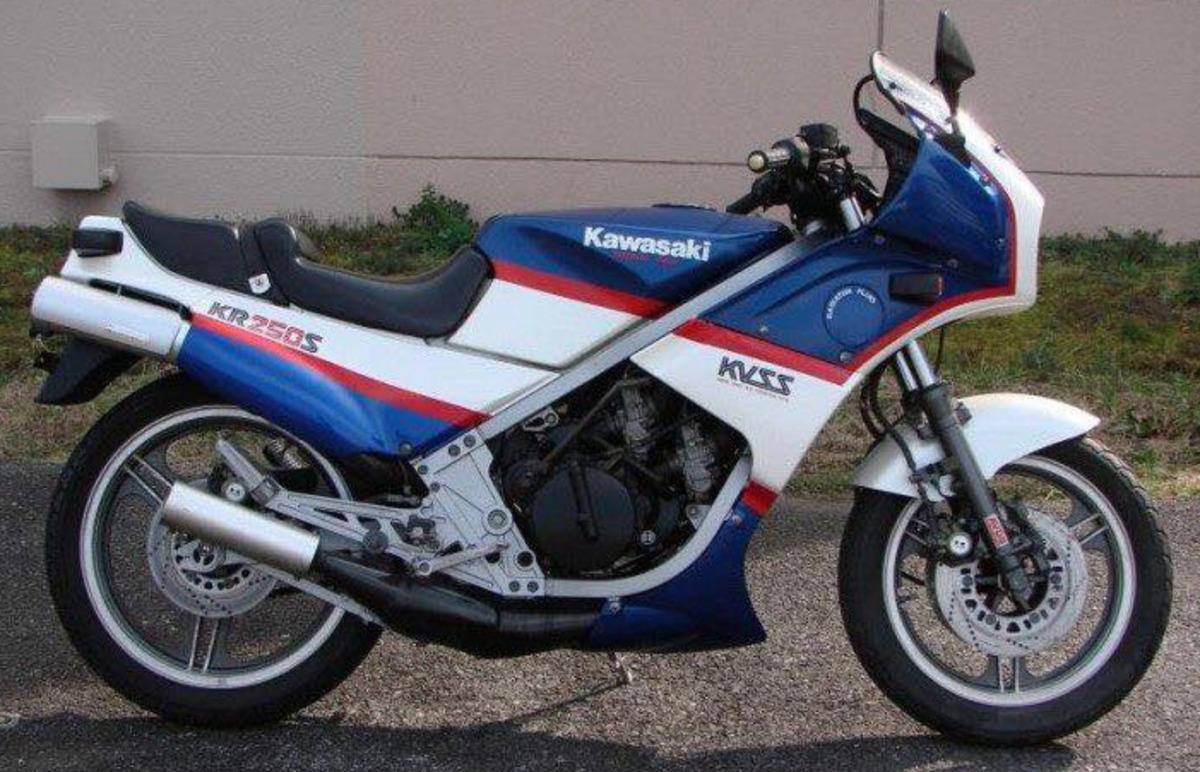 Kawasaki KR250
