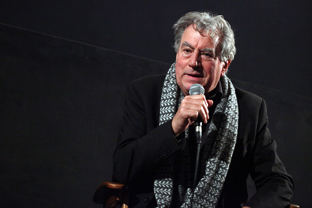 Actor Terry Jones attends the American Cinematheque presents Monty Python's Terry Jones in conversation