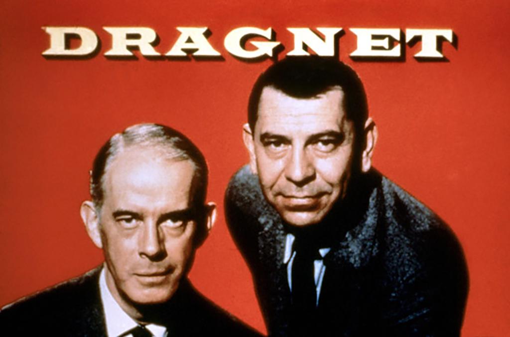 Dragnet cover