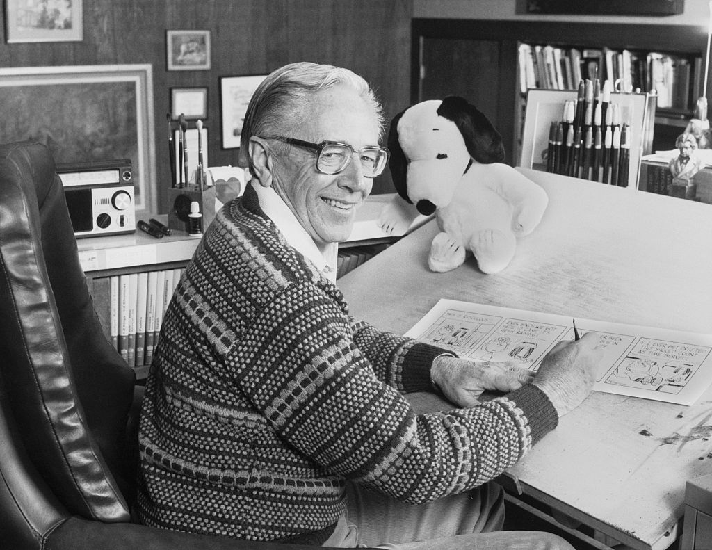 Picture of Charles Schulz