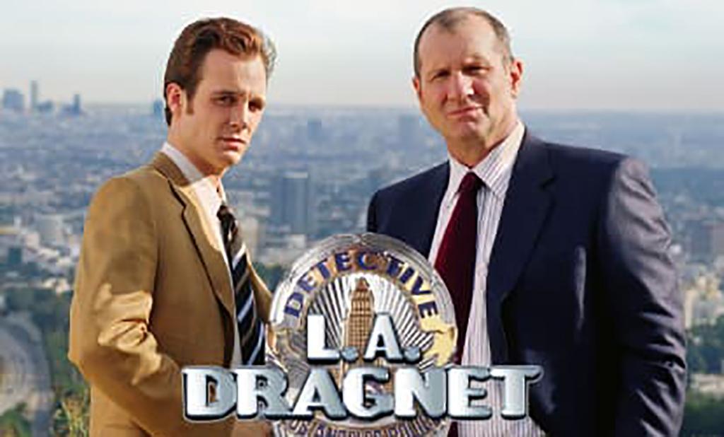 New Dragnet cast