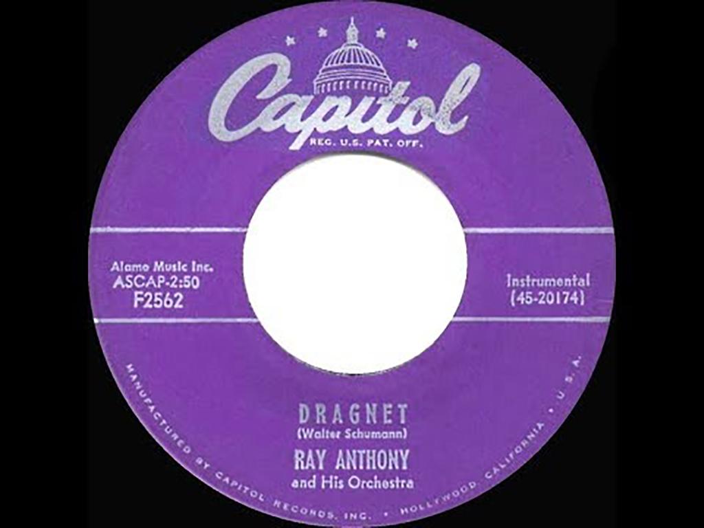 Ray Anthony Record