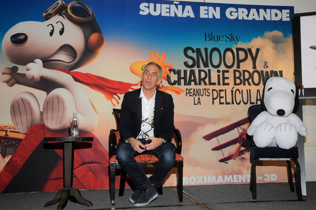 Snoopy 2 promotion