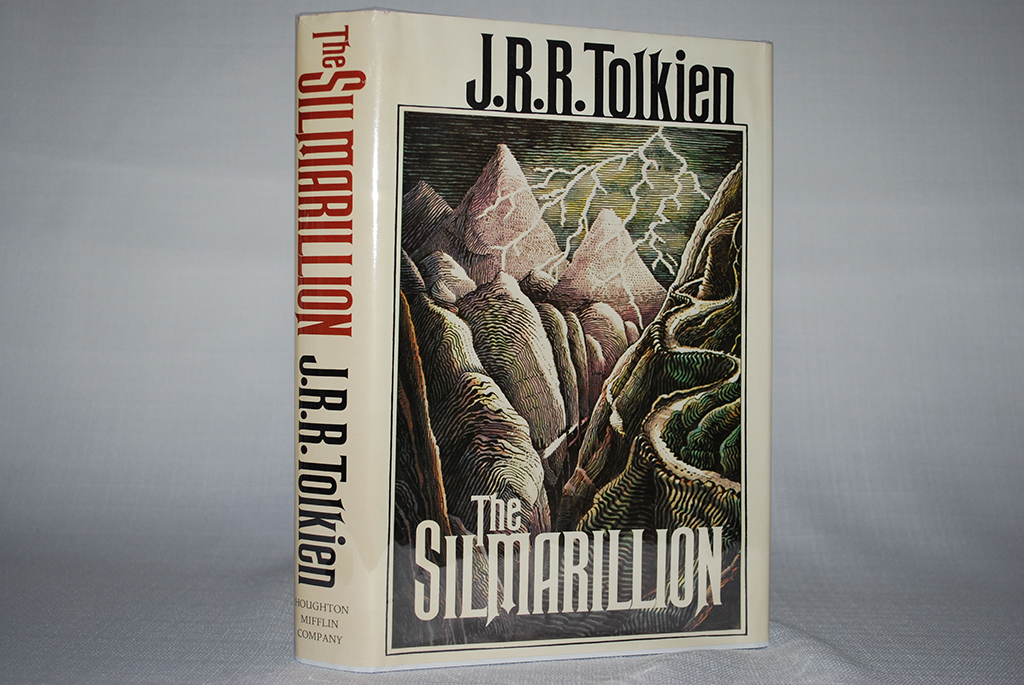 Cover of The Simarillion