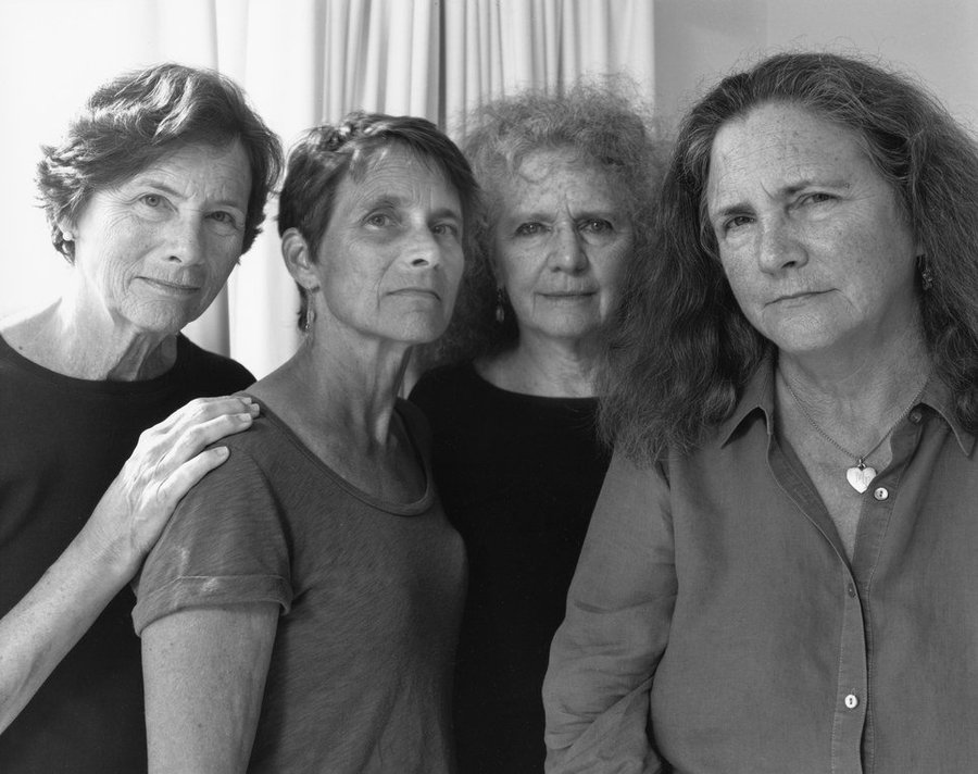 four women together last photo