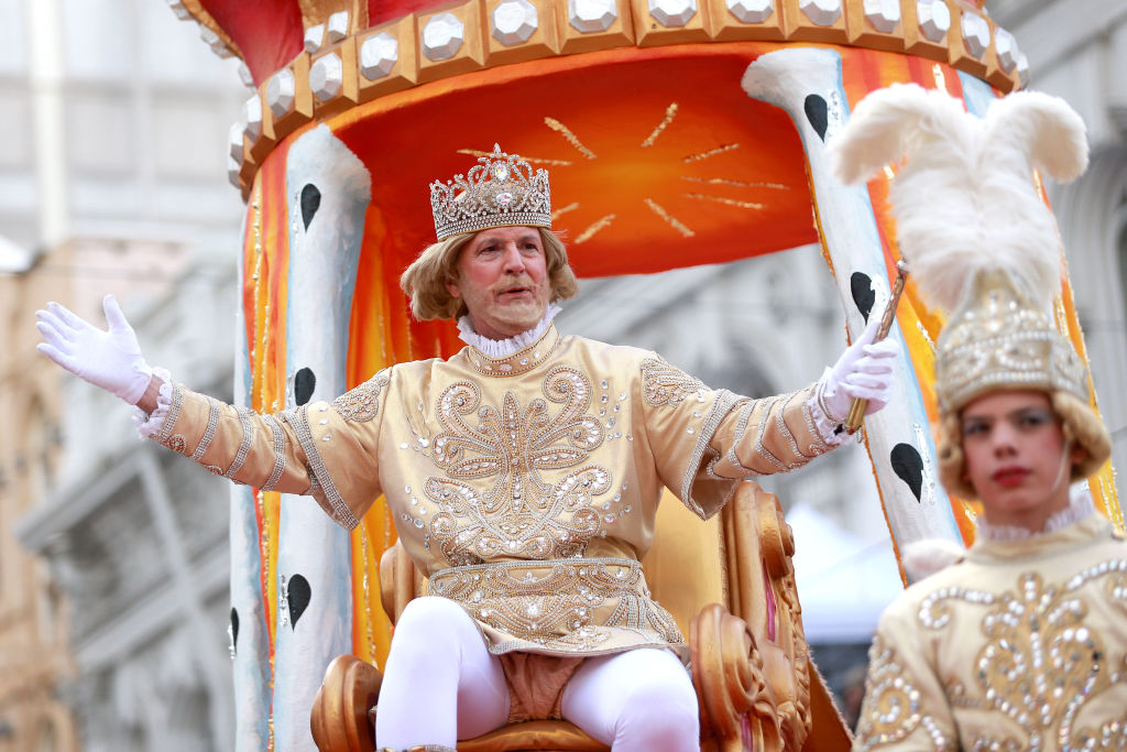 King of Mardi Gras