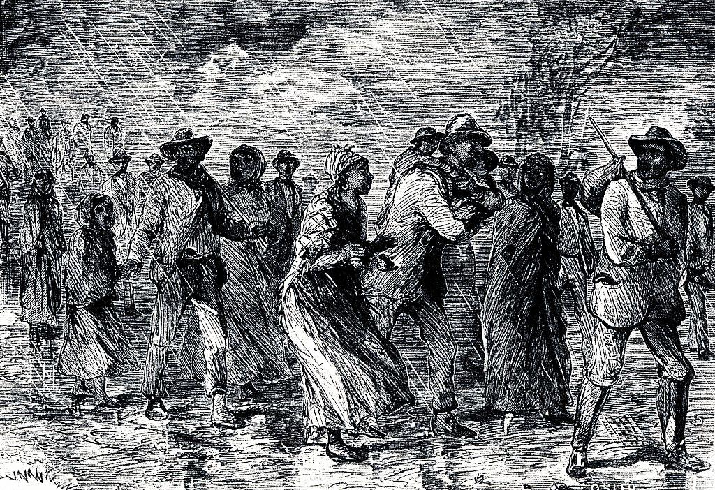 fugitive slaves on the underground railroad
