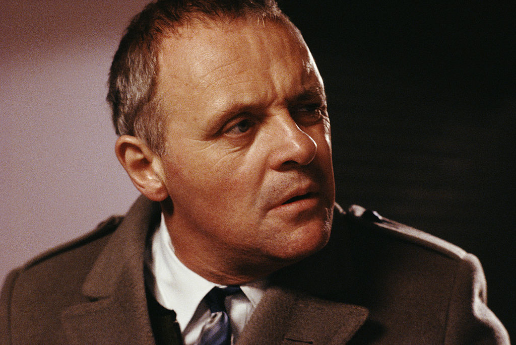 anthony hopkins in 1989