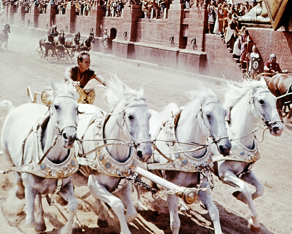 still image from ben hur