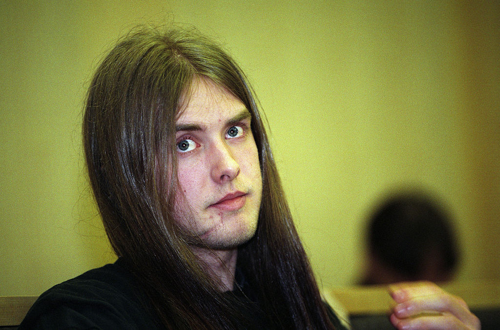 Picture of young Vikernes
