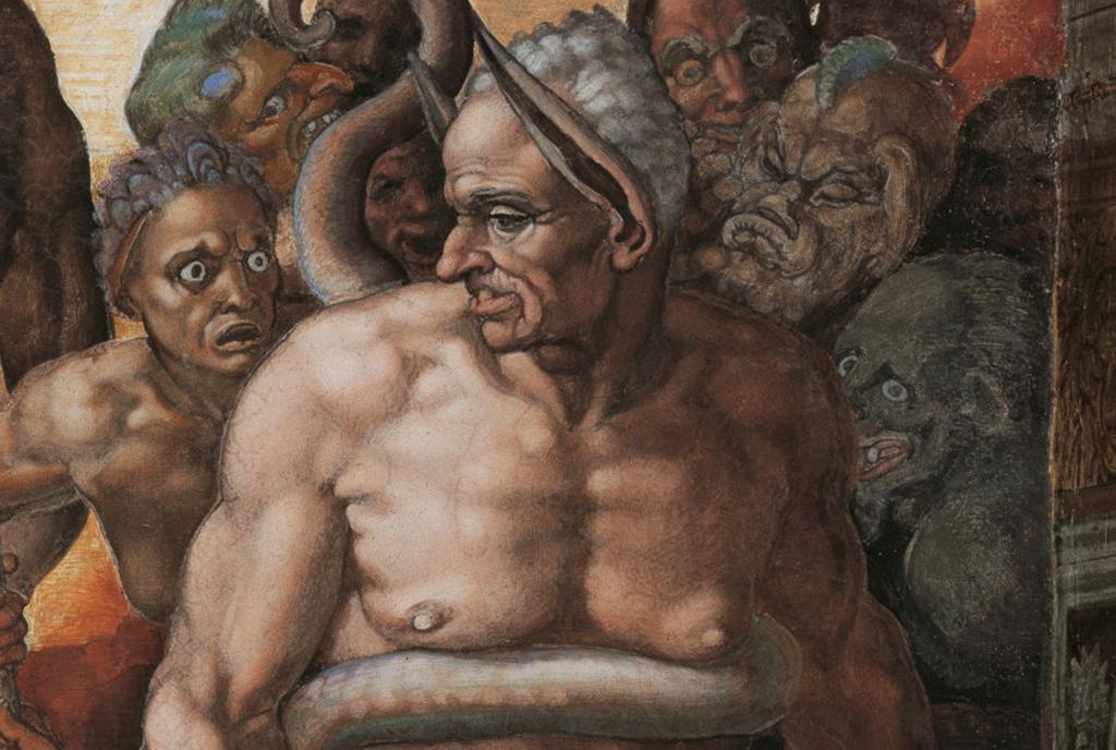 Cesena in Sistine Chapel