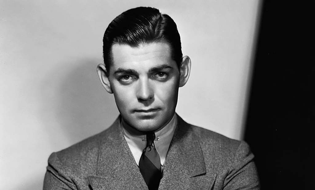 Picture of Clark Gable