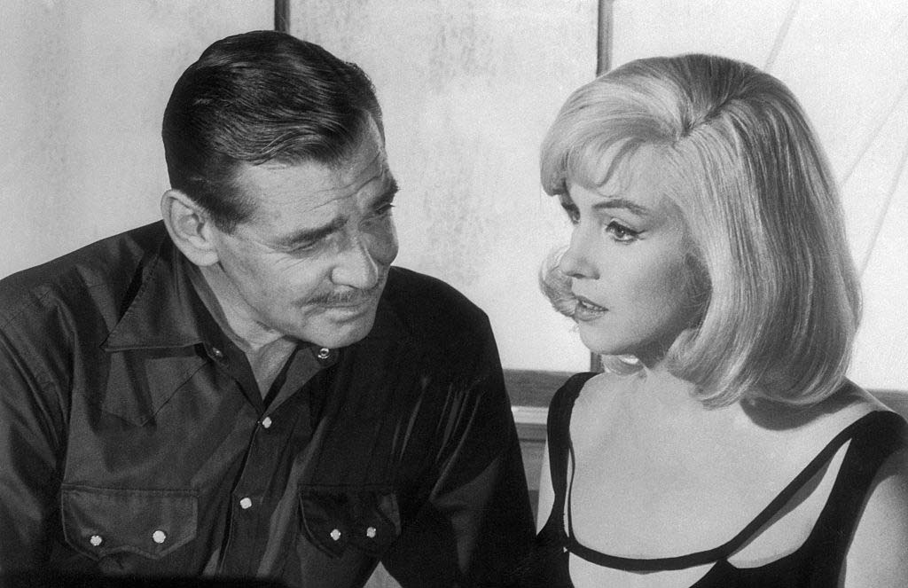 Gable and Monroe