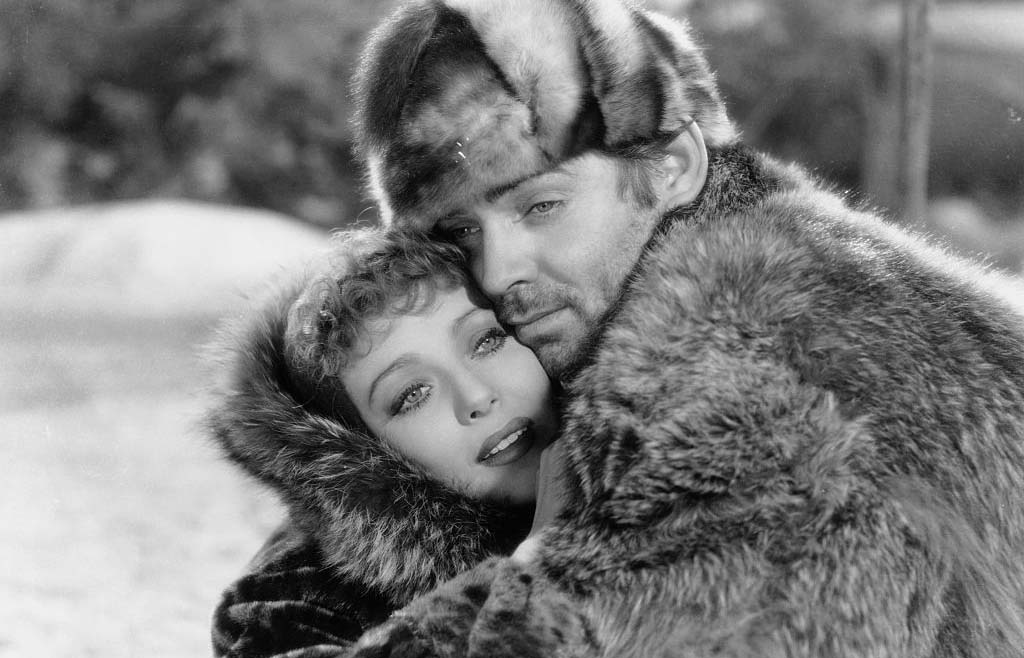Loretta and Clark in The Call of The Wild