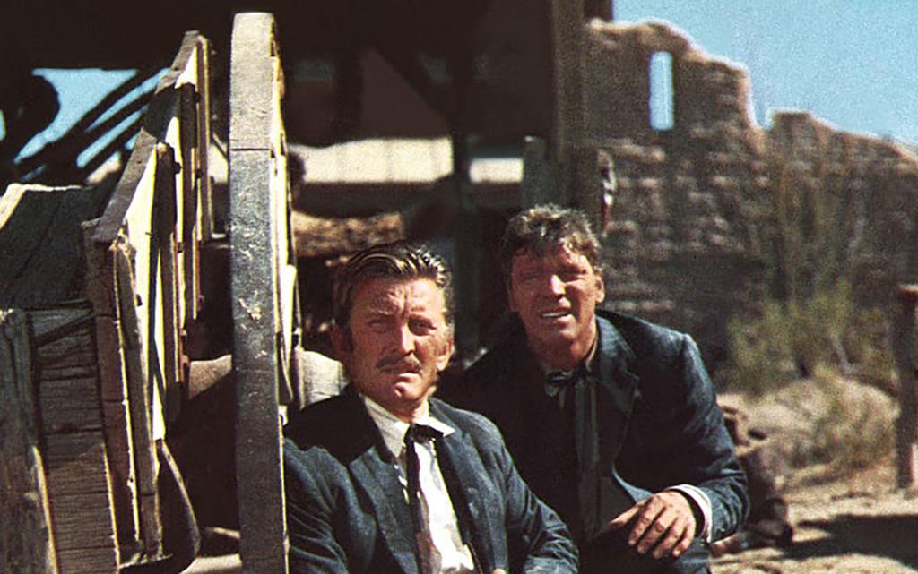 Douglas and Lancaster