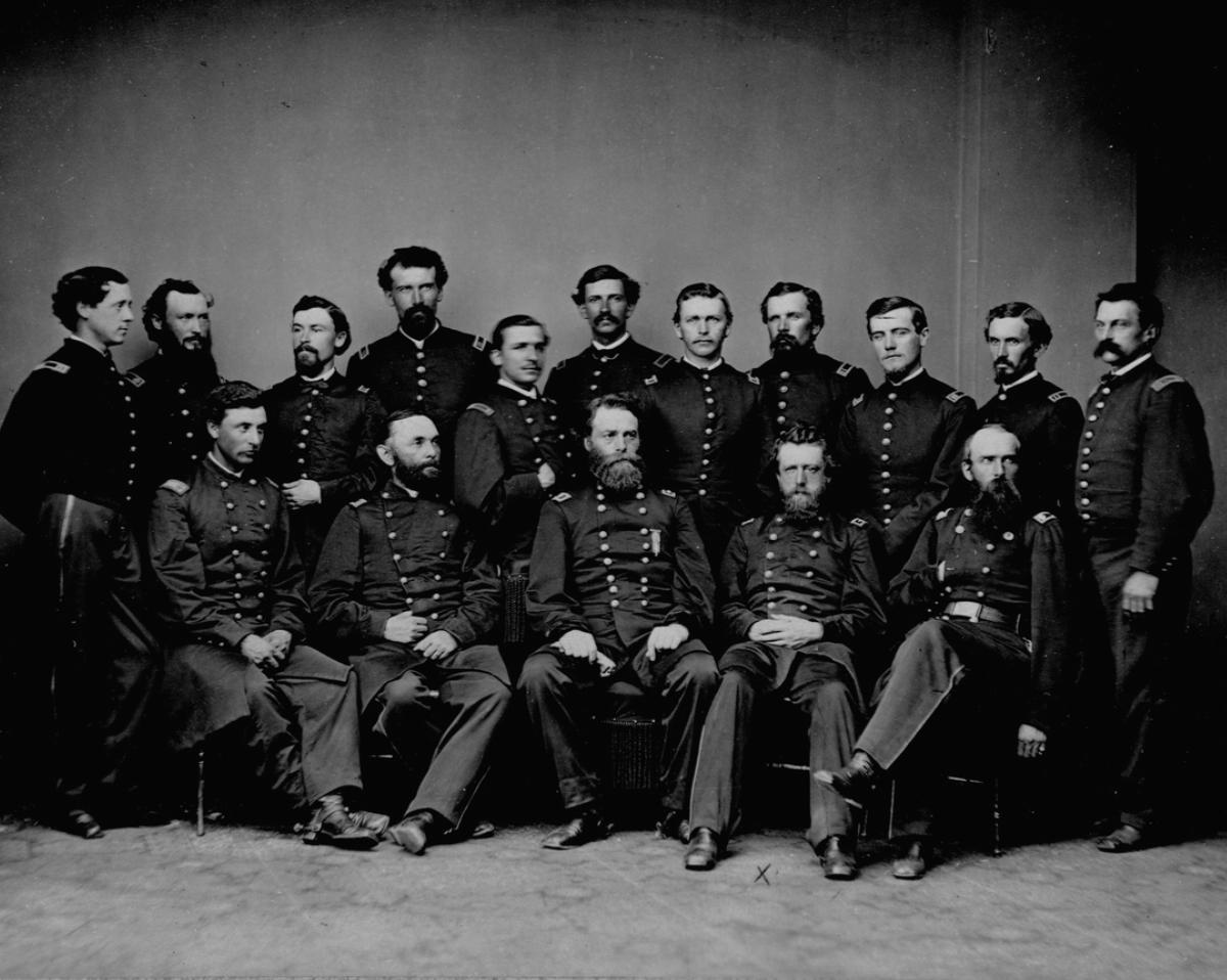 union army generals