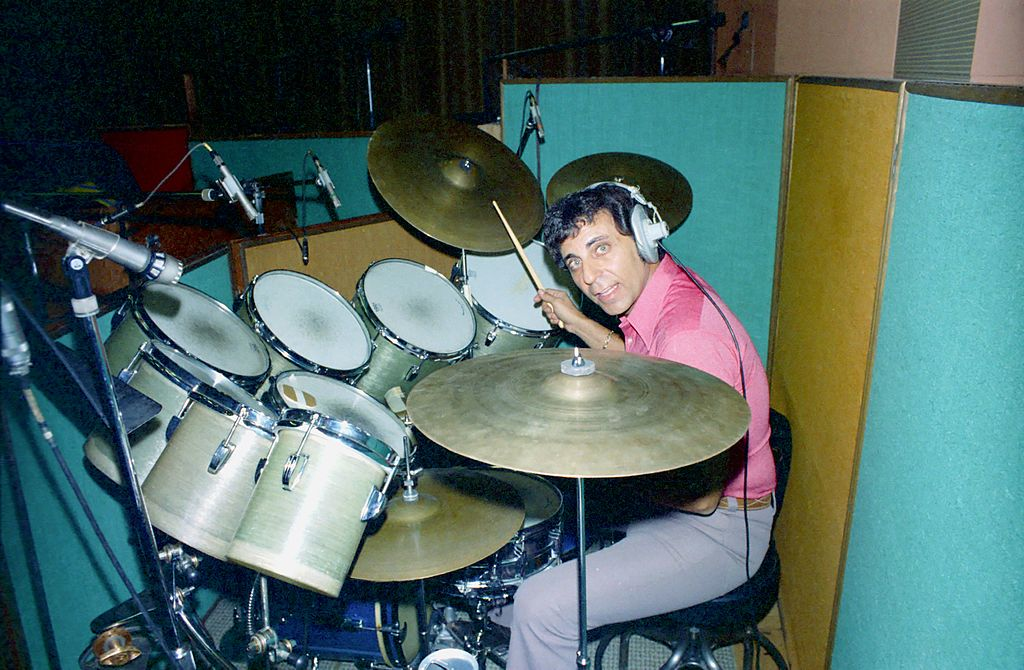 Hal Blaine Has OVer 35,000 Recording Sessions