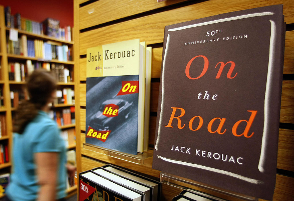 Copies of On the Road
