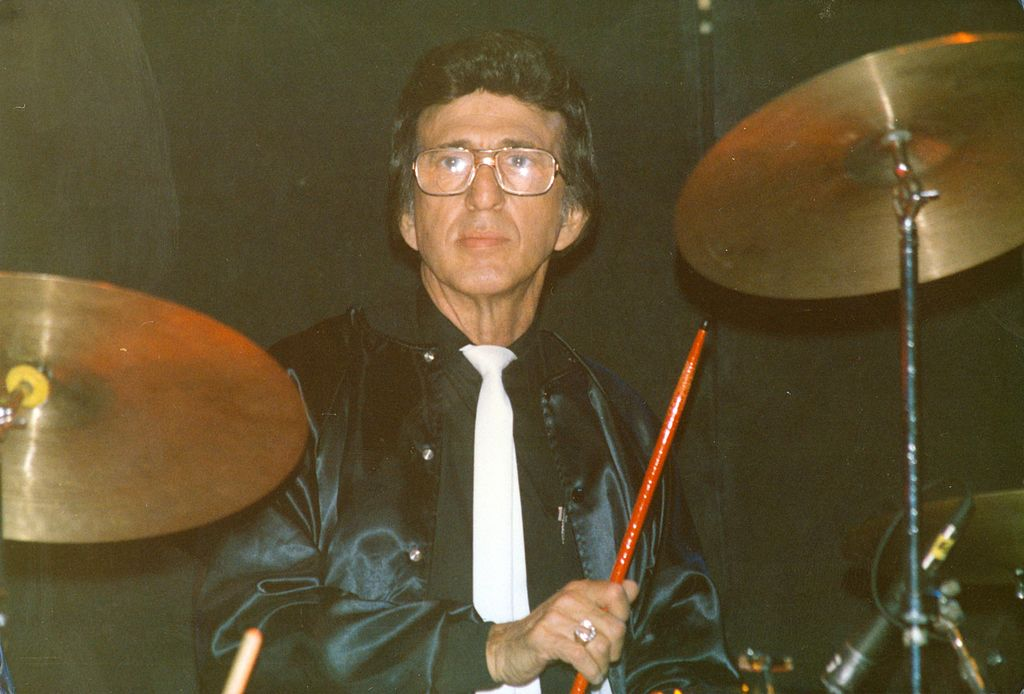 D.J. Fontana Gave Elvis A Foundation For Some Hit Songs