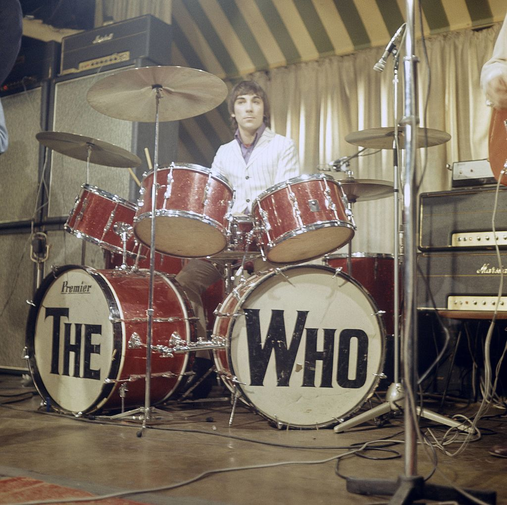 Keith Moon Is Known As One Of The Greatest In History