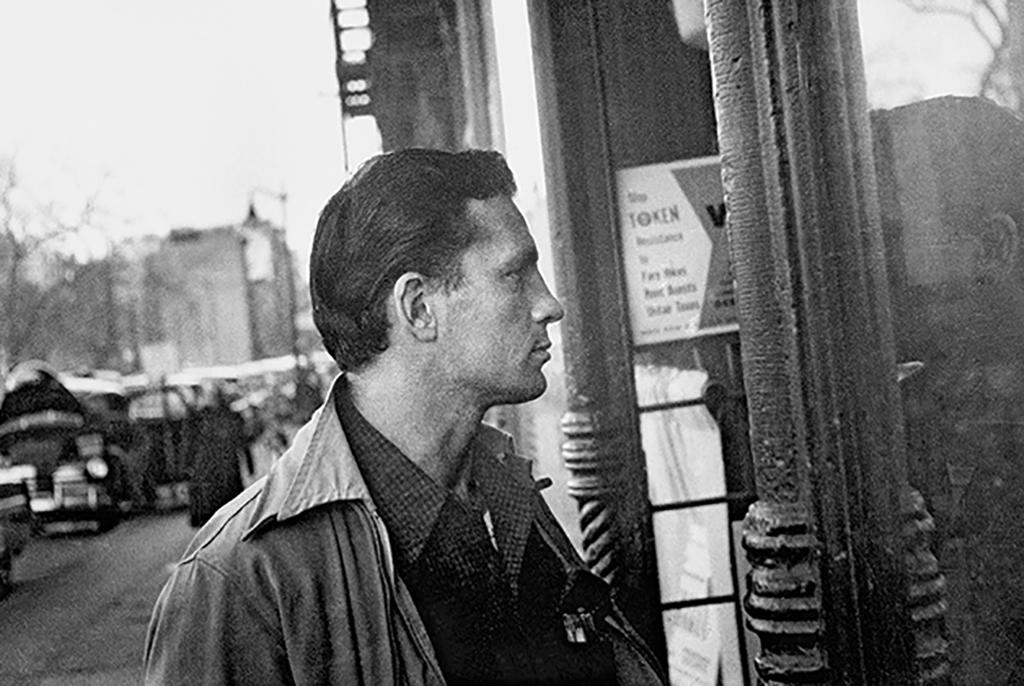 Kerouac looking into shop