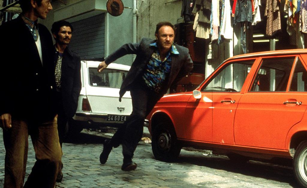 Hackman running
