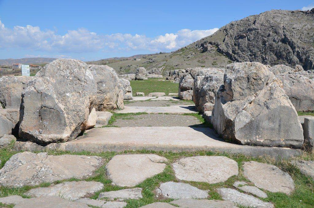 Old Hattian ruins