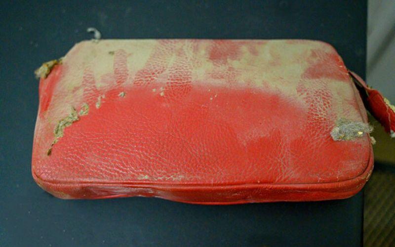 Patti's dusty purse