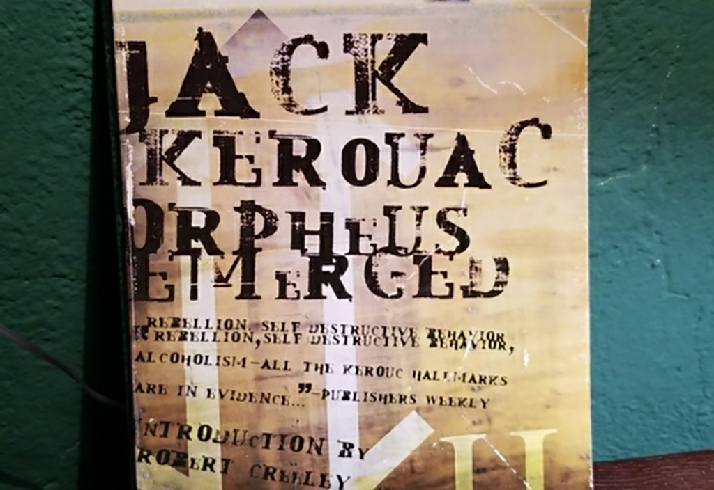 Cover of Orpheus Emerged