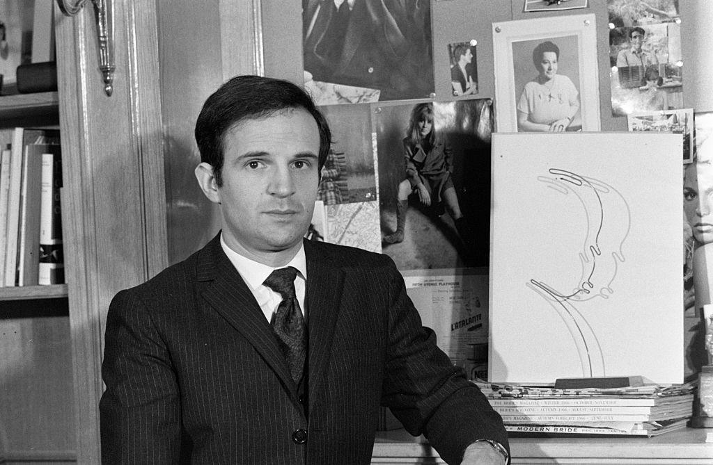 Picture of François Truffaut