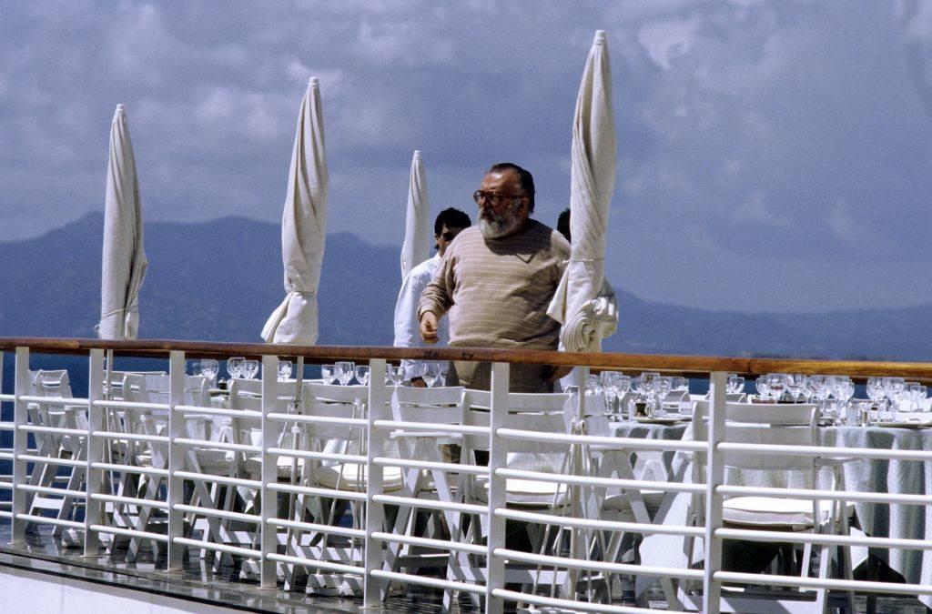 Photo of Sergio Leone