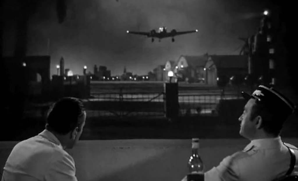 Casablanca opening scene