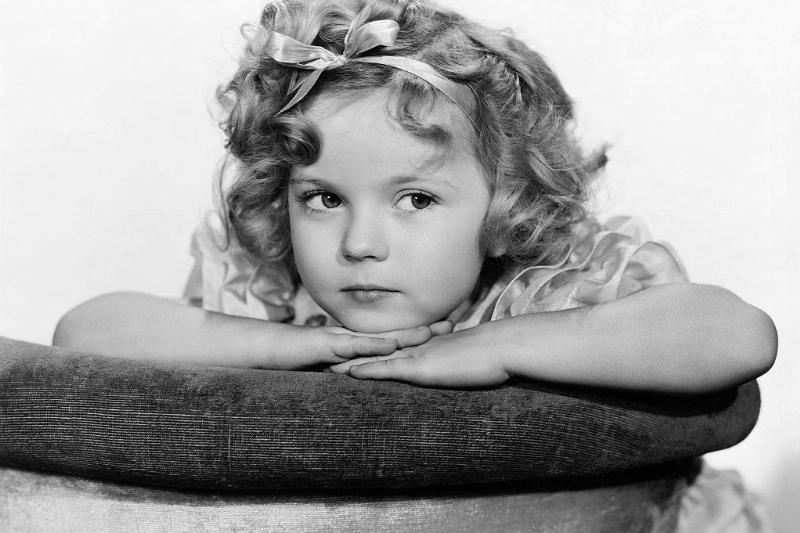 Shirley Temple, Hollywood's youngest leading lady